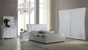 schlafzimmer set in weiß silber 160x200 komplett yatego