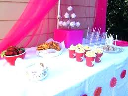 Birthday Party Table Decoration Ideas Simple Decorations