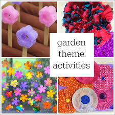 Garden Theme Activities For Preschoolers And Kindergarteners