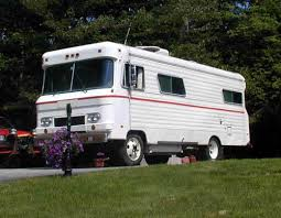 Pictures Of Old Motorhomes