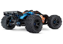 Traxxas E-Revo 4WD Brushless Electric Racing Monster Truck (VXL-6S ... Traxxas 110 Skully 2wd Electric Off Road Monster Truck Maverick Ion Mt 118 Rtr 4wd Mvk12809 Traxxas Erevo 6s Car Kits Electric Monster Trucks Product Trmt8e Be6s Truredblack Jjcustoms Llc Shredder Large 116 Scale Rc Brushless Jamara Tiger Truck Engine Rc High Speed 120 30kmh Remote Control Car Redcat Racing 18 Landslide Xte Offroad Volcano Epx R Summit Vxl 116scale With Tqi