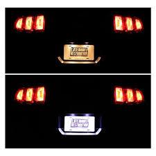 led license plate bulbs 6418 pair 10 14
