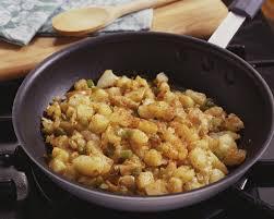 Homemade Home Fries Recipe Using Red Potatoes