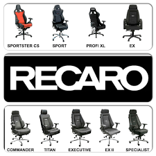 Playseat Office Chair White by Full Line Of Recaro Office Furniture From Racechairs Com