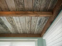 100 Wood Cielings Install Reclaimed Ceiling Treatment Decoratorist