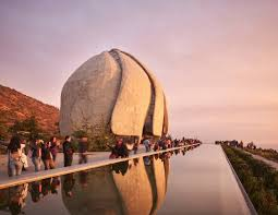 100 Pontarini Hariri Architects Bahai Temple In Chile