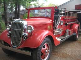 100 36 Ford Truck Auctions 19 Champion Fire Owls Head