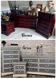 1200 best Before And After Painted Furniture images on Pinterest