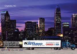 Toronto To Charlotte NC To Toronto LTL Freight   Cargo Shipping ... Barrnunn Truck Driving Jobs Industrial Storage Trailer Rental Charlotte Nc With Tg Stegall Local Trucking Job Home Daily Job In At Cdl Inc Indian River Transport Employment Agencies For Drivers Road Dog About Ownoperator Niche Auto Hauling Hard To Get Established But Ex Truckers Getting Back Into Trucking Need Experience 5 Healthy Lifestyle Tricks For Ptoon Living Choosing A Local Truckdrivingjobscom City Of On Twitter Sws Is Seeking Drivers Attend Us Eagle Cporation