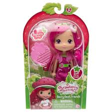 Strawberry Shortcake Berry Best Friends 15cm Raspberry Torte