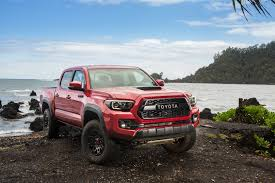 100 Trd Truck 2017 Toyota Tacoma TRD Pro First Drive Review Automobile Magazine