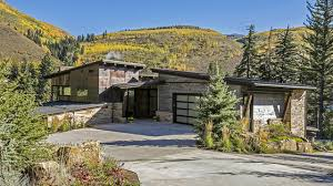 100 Modern Dream Homes Colorado Brand New 12M Home In Vail Offers Rustic But
