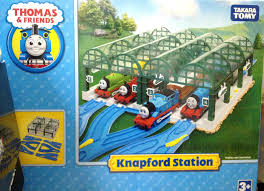 Thomas And Friends Tidmouth Sheds Trackmaster by Knapford Station Thomas And Friends Trackmaster Wiki Fandom