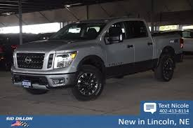 New 2018 Nissan Titan PRO-4X Crew Cab In Lincoln #4N181005 | Sid ...