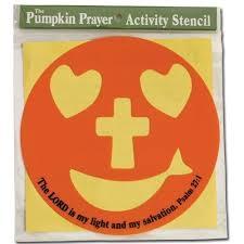 Pumpkin Patch Parable Craft by Pumpkin Prayer Activity Stencil Educational Pumpkin Patch