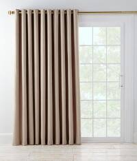 Traverse Curtain Rods For Sliding Glass Doors by Sliding Door Curtains U0026 Sliding Door Drapes Country Curtains