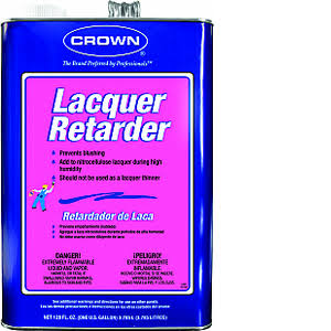 Crown Packaging CR LR M 41 Lacquer Retarder 1 Gallon