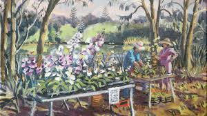 GARDENS ALONG THE WAY by Paul & Eileen Arsenault at Naples