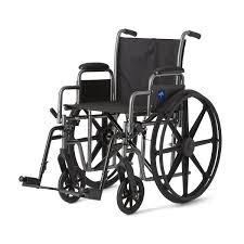 Medline Transport Chair Instructions by K1 Basic Wheelchairs Medline Industries Inc