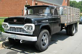 Classic Ford Trucks | File:1960 Ford F-500 Stake Truck Black Fl.jpg ... Why Nows The Time To Invest In A Vintage Ford Pickup Truck Bloomberg 1960 F100 Classics For Sale On Autotrader This Sema Build Will Make You Say What Budget Wheels Pinterest Trucks And Classic Ranchero Red Motormax 79321acr 124 F1 Street Legens Hot Rods The Show 2016 Youtube Ford 12 Ton Short Bed 460 Big Block Power C6 Frankenford With Caterpillar Diesel Engine Swap Classiccarscom Cc708566 To 1970 Trucks For Best Resource Nice Lowered Stance Satin Black Paint Job