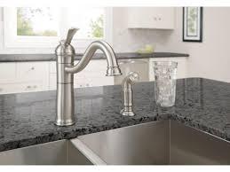 Moen Banbury Faucet Manual by Sink U0026 Faucet Moen Single Handle Kitchen Faucet Moen Kitchen