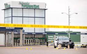 Nebraska Furniture Mart building engineer who was shot is skilled