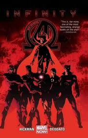 New Avengers Volume 2 Infinity By Jonathan Hickman