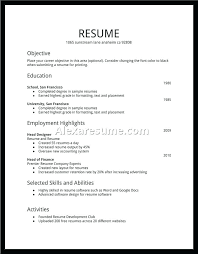 Extraordinary Resume Examples Teenager First Job For Your Teenagers Sample Ideas Of Teenage Resumes