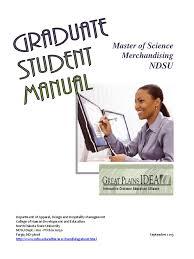 Ndsu Help Desk Number by Merchandising Grad Manual September 2013 Graduate