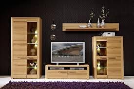 nature plus wohnkombination tv kombination wohnwand wohnzimmer set