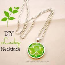 pendant necklace tutorial