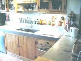 cuisine bois flotté cuisine bois flotte cuisine bois et fer 12 tourcoing meuble cuisine