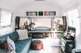 100 Airstream Interior Pictures Before After Augustine The Gets A Chic DIY
