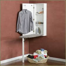 Inspirations Space Saving Solution With Ironing Board Cabinet