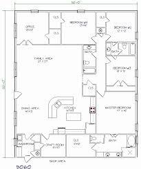 Barn Home Plans with s Beautiful 30 Barndominium Floor Plans