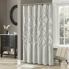 J Queen New York Curtains by Park Vivian Tufted Shower Curtain