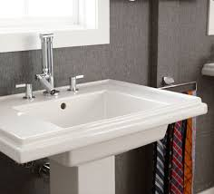 Kohler Tresham Sink Specs by Tresham 24 Pedestal Sink Tresham Vanitytop Bathroom Sink With