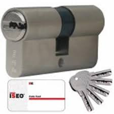 barillet securite porte entree cylindre serrure haute securite 45 45 iseo achat vente serrure