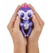 Fingerlings Interactive Sloth