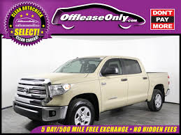 Toyota Tundra Trucks For Sale In Melbourne, FL 32901 - Autotrader Home The Car Guys Used Cars For Sale Melbourne Fl Trucks In On Buyllsearch J And B Auto Parts Orlando 2018 Chevrolet Camaro Zl1 Dealer Near Dyer Vero Beach Odonnelllutz Of Palm Bay Oowner Silverado 1500 Custom In Daytona For 32901 Autotrader 2017 2500hd Ltz New On Cmialucktradercom
