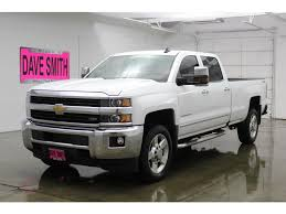 Used 2016 Chevrolet Silverado 2500HD LTZ Crew Cab Long Box | Dave ...