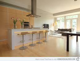 15 Lovely Open Kitchen Designs