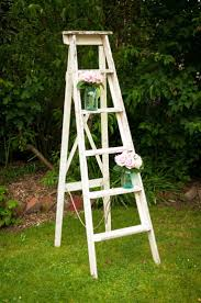 Shabby Chic Wedding Decorations Hire by 104 Best Lovely Ladders Images On Pinterest Ladders Marriage