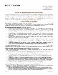 Human Resources Manager Resume Human Resources Manager ...