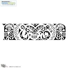 Beautiful Armband Tattoo Design