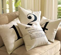 Pottery Barn Throw Pillows by Love It Keep It Numbering Stuff The In The Red Shoes