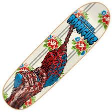 Are Cliche Skateboard Decks Good by Cliche Skateboards X 101 Gabriel Red Drill Skateboard Deck 8 9
