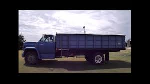 100 Tandem Grain Trucks For Sale 1979 Chevrolet C60 Grain Truck For Sale Sold At Auction December