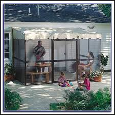 Patio Mate Screen Enclosures by Patio Mate Screen Room Privacy Panels Patios Home Decorating