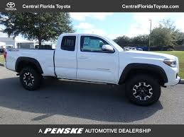 New 2019 Toyota Tacoma 4WD TRD Off Road Access Cab 6' Bed V6 AT ...
